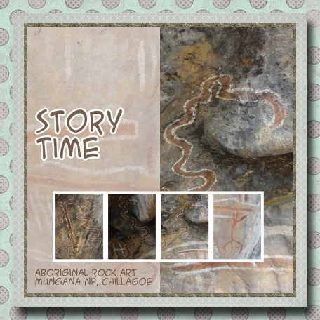 Story Time - Aboriginal Rock Art