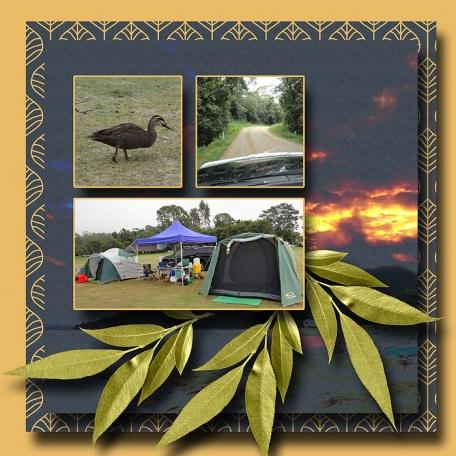 Camping Tinaroo 2