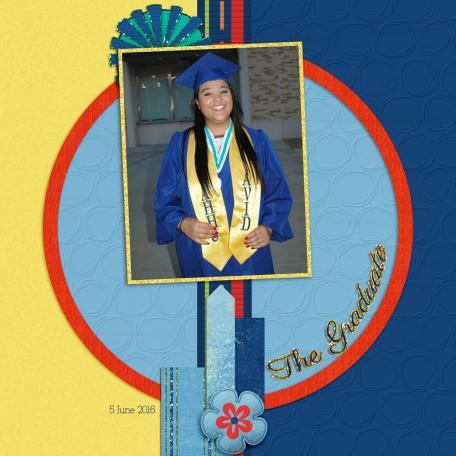 Family Album 2016: The Graduate