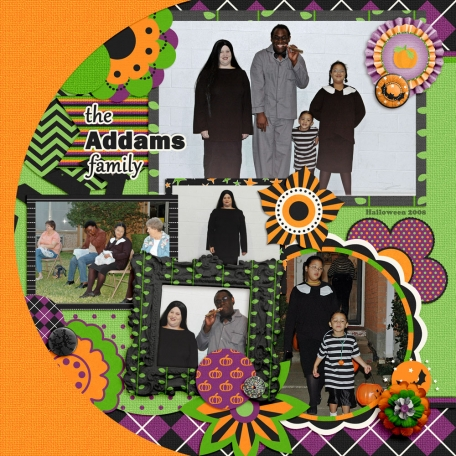 Family Album 2008: The Addams Family