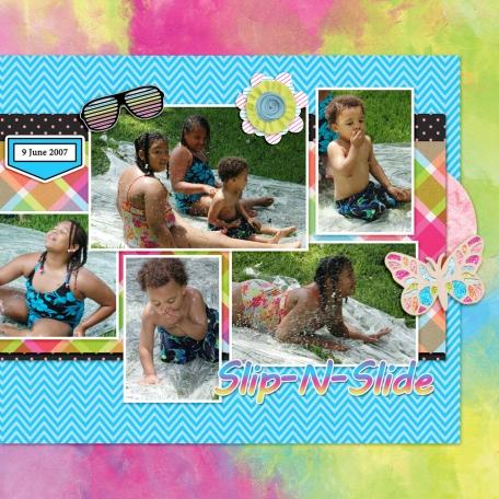 Family Album 2007: Slip-N-Slide
