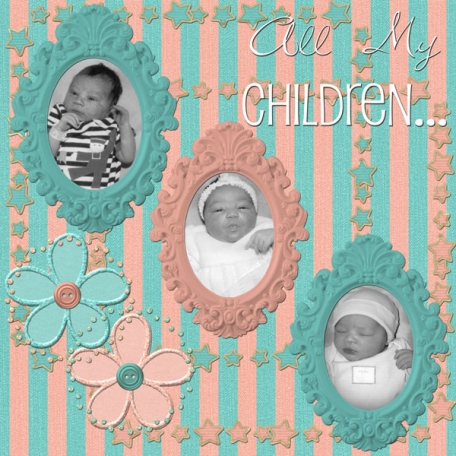 "All My Children (""Hello"" May 2014 BT Sample)"