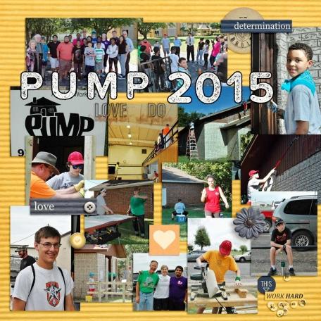 Family Album 2015: PUMP 2015, Page 1