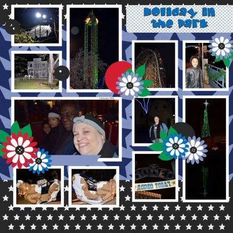 Family Album 2016: Holiday in the Park