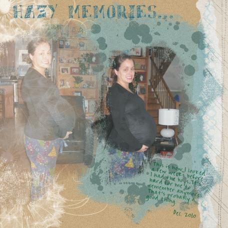 Hazy Memories