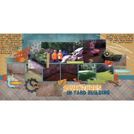 Adventures in Yard Building