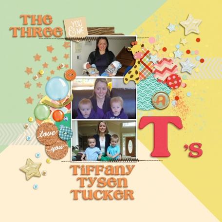 The Three T's
