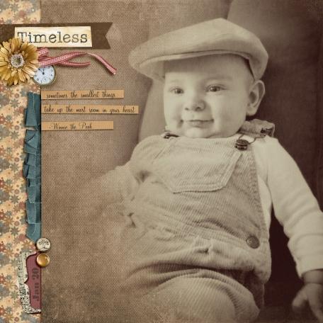 Timeless Smile