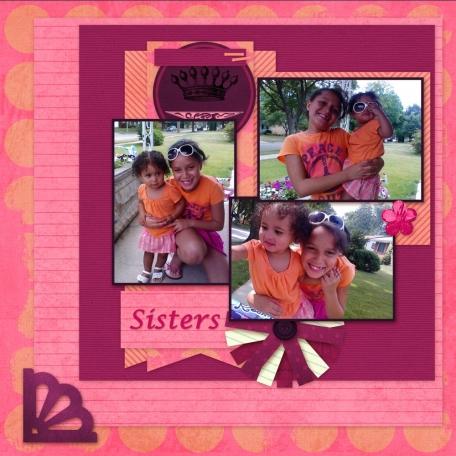 Tiana and Kymberlee