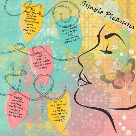 Digi Dare #334 - Simple Pleasures
