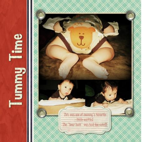 Tummy Time!