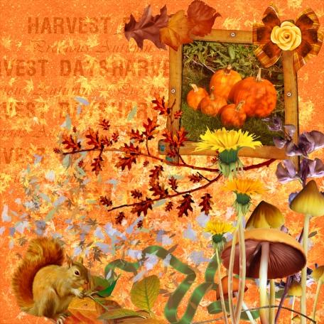 Autumn Layout