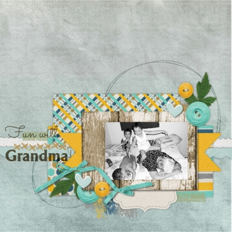 Fun with Grandma