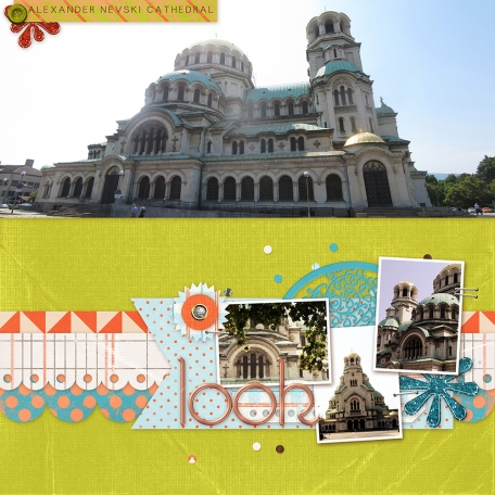 Look - Alexander Nevski cathedral