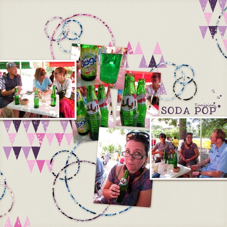 Tunisian Soda Pop
