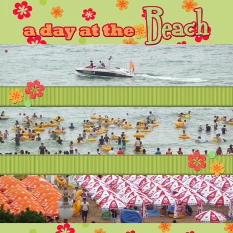 Busan Beach 3