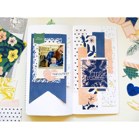 November Travelers Notebook Spread