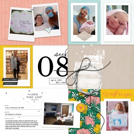 newborn baby hospital layout