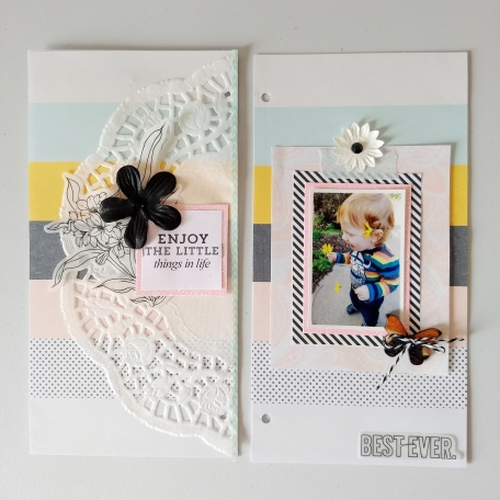 Enjoy the Little Things Travelers Notebook
