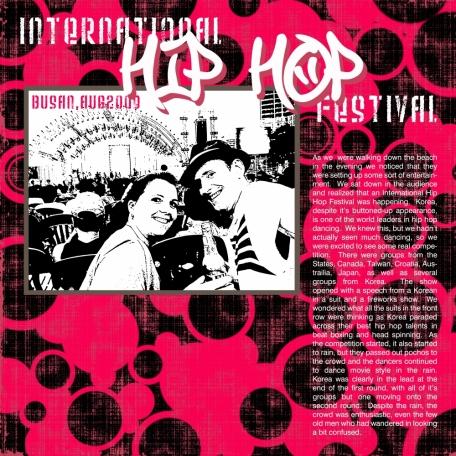 Hip Hop Korea