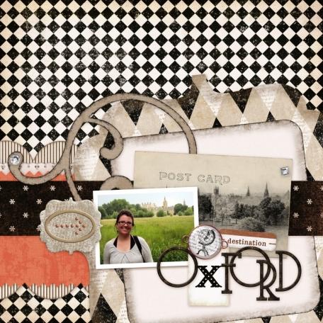 Destination: Oxford
