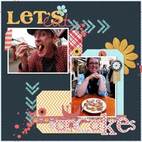 Let's Eat Pancakes