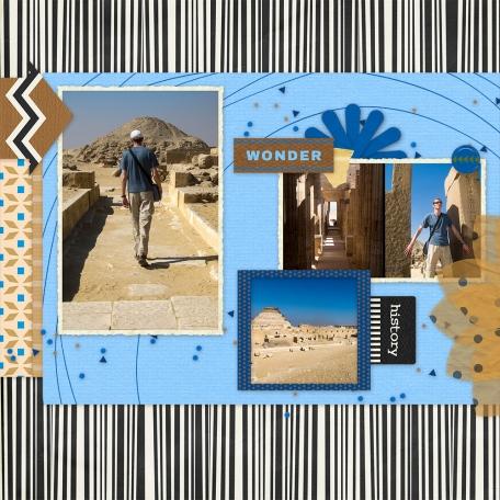Wonder & History - Egypt