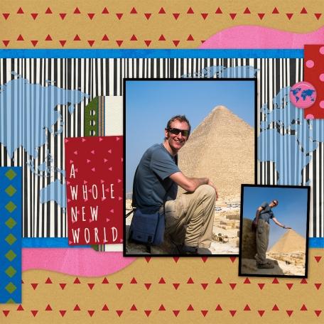 A Whole New World - Egypt