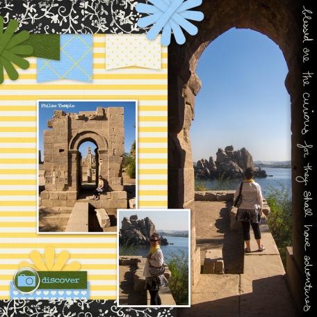 Discover Philae Temple