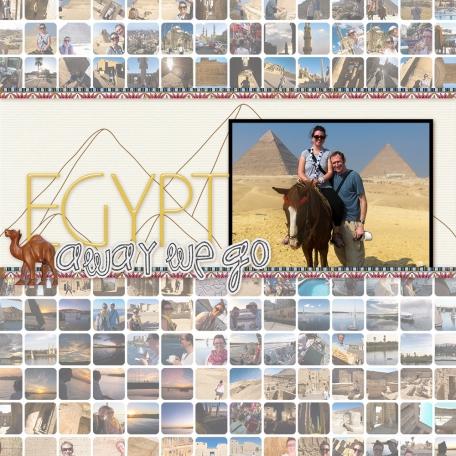 Egypt - Away We Go