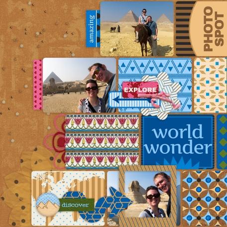World Wonder - Egypt