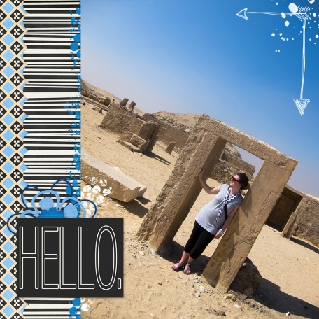 Hello - Egypt