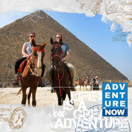 Adventure Now - Egypt
