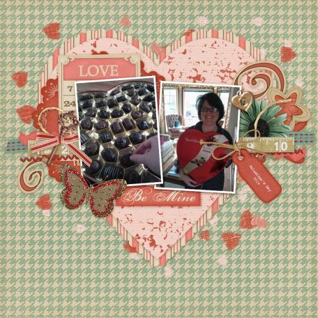 Be Mine - Vday 2014