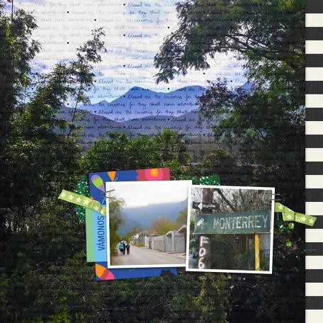 This Way to Monterrey