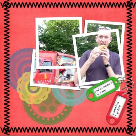 2009-07-10, Hot Dog