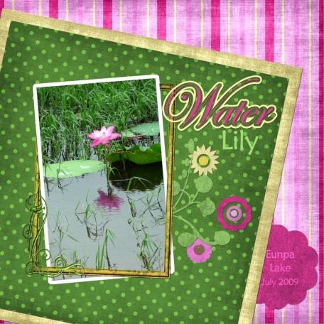 2009-07-26, Lilies