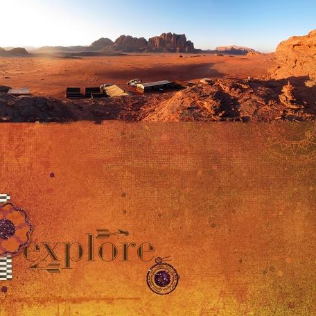 Explore - Wadi Rum