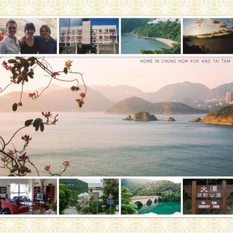 Home in Hong Kong