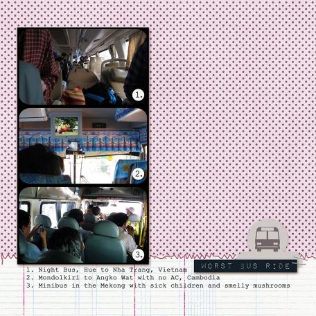Worst Bus Ride