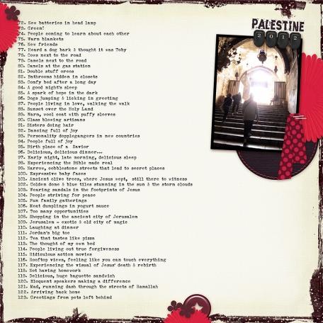 Palestine 2012