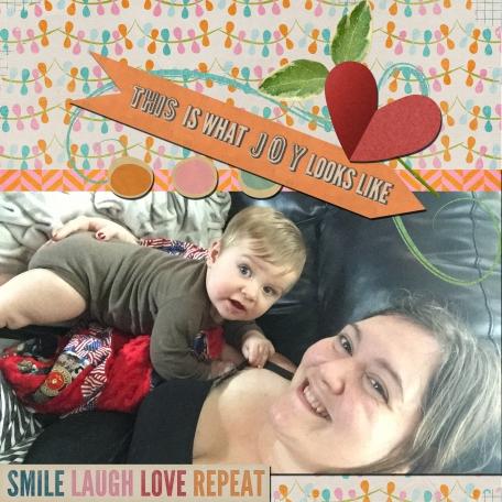 Grateful Aunty's Heart