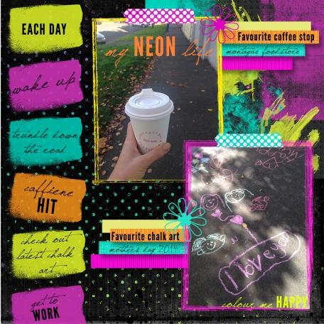 My Neon Life
