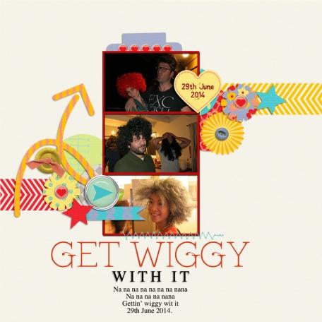 Gettin' Wiggy Wit It