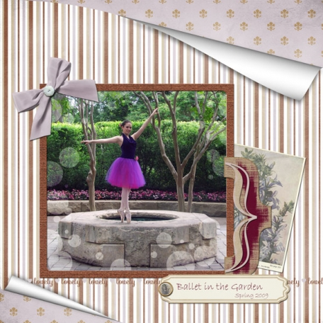 Ballet in the Garden