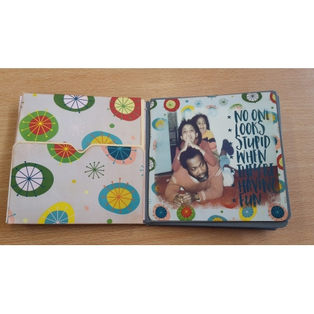 second page sisters minialbum