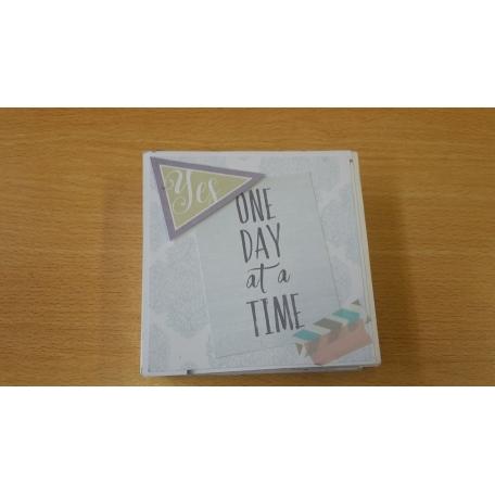 everyday envelope minialbum front page