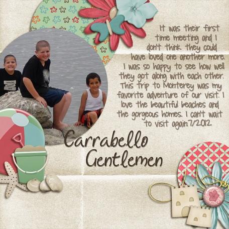 Carrabello Gentlemen