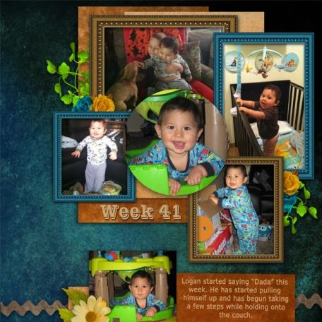 Logan - Week 41