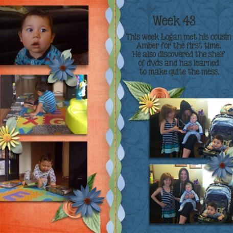 Logan - Week 43